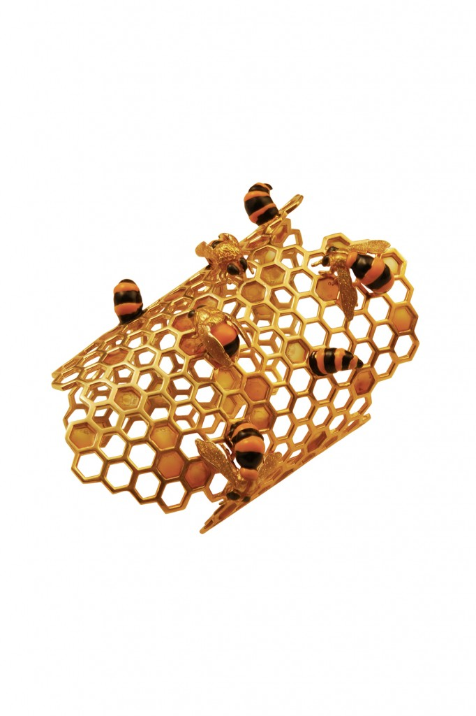 55031_To-Bee-Or-Not-To-Be-Honeycomb-BraceletGOLD